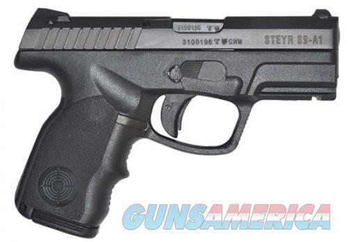 Steyr Arms S-A1 9mm 10rd 3.6-inch Black Poly  Guns > Rifles > Steyr Rifles