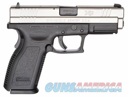 Springfield XD Service Essential Bi-Tone 9mm 4-inch 10Rd  Guns > Pistols > L Misc Pistols