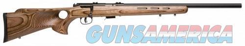 Savage .22LR Bolt BL/LAM Heavy Barrel Thumbhole  Guns > Rifles > Savage Rifles > Accutrigger Models > Sporting