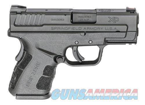 SPRINGFIELD XDG 45ACP 3.3 BLK SUBCOMP MOD2 2 10RD  Guns > Pistols > L Misc Pistols