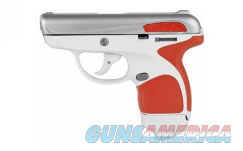 "TAURUS SPECTRUM 380ACP 2.8"" WHTE/RED  Guns > Pistols > L Misc Pistols"