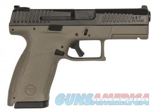 CZ P-10 Centerfire Pistols (Compact)  Guns > Pistols > L Misc Pistols
