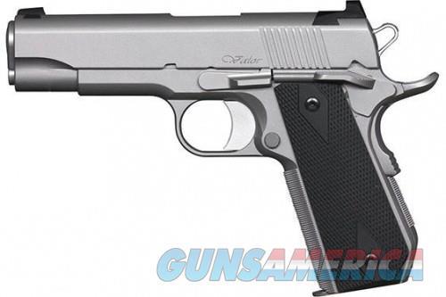 DAN WESSON VALOR BOBTAIL COMMANDER 10MM 4.25  SS  Guns > Pistols > L Misc Pistols