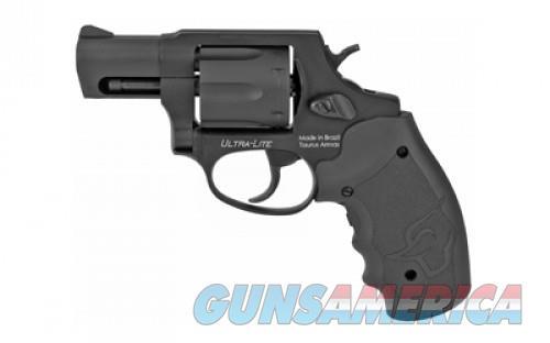 "TAURUS 856VL HGR 38 SPC +P 2"" BBL 6/RD BLACK/BLACK VIRIDIAN RED LASER GRIP  Guns > Pistols > L Misc Pistols"