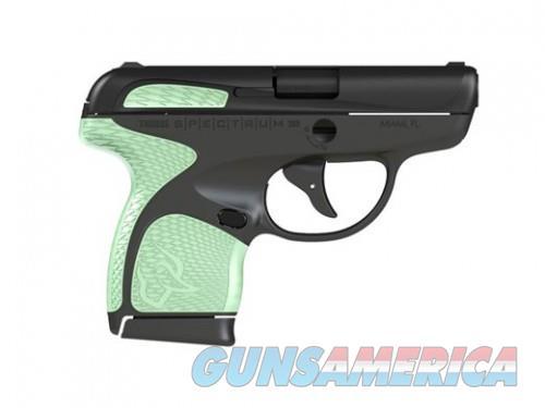 Taurus Spectrum Black/Mint .380ACP 2.8-inch 7rd  Guns > Pistols > L Misc Pistols