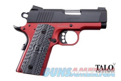 Colt Defender .45AP Red 7 Round TL  Guns > Pistols > L Misc Pistols