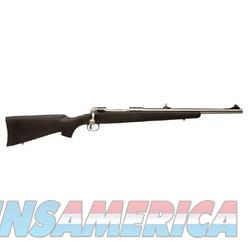 "SAVAGE ARMS 116 ALASKAN BRUSH HUNTER 338WIN MAG SS 20""  Guns > Rifles > S Misc Rifles"