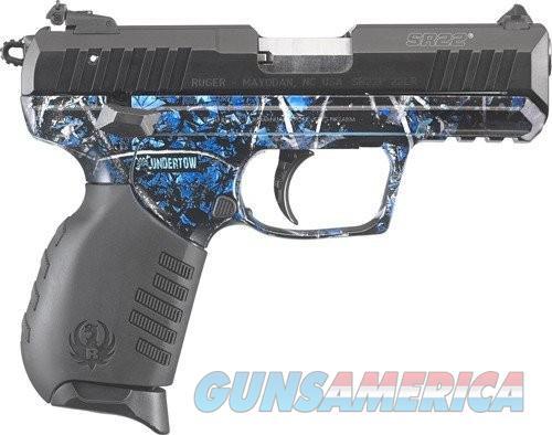 Ruger SR22 Pistol Black and Moonshine 22LR 3.5 inch Barrel 10 Rounds  Guns > Pistols > L Misc Pistols