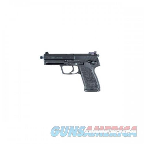 H&K   709001TA5 USP TAC Double 9mm 4.9in 10+1 Polymer Grip Black  Guns > Pistols > L Misc Pistols