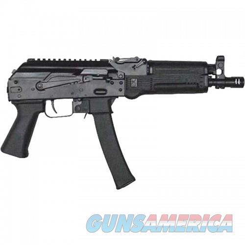 "KUSA KP9 9MM 30RD 9.25"" BLK PISTOL  Guns > Pistols > L Misc Pistols"