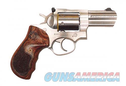 Ruger GP100 357MAG 3 SS 7RD Unflute  Guns > Pistols > L Misc Pistols