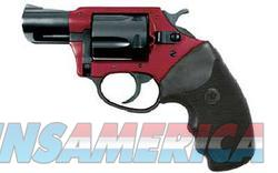 Charter Arms Undercover Lite Red/Black 38  Guns > Pistols > Charter Arms Revolvers