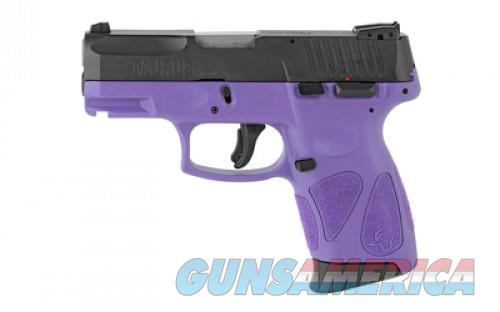 "TAURUS G2C2 9MM 3.2"" DARK PURPLE/BLACK 12RD  Guns > Pistols > L Misc Pistols"
