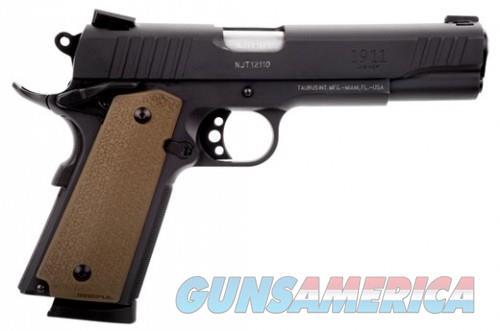 Taurus 1911FS 1-191101FS-MOE  Guns > Pistols > L Misc Pistols