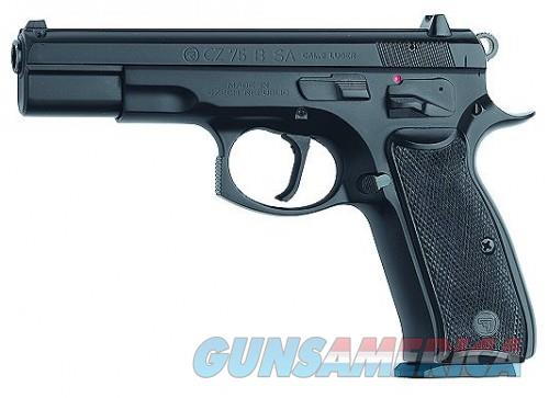 CZ 01150 CZ-75 75-B 9mm 4.7  Guns > Pistols > CZ Pistols