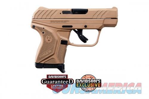 Ruger LCPII BB 380 SA PST 6RD DE  Guns > Pistols > L Misc Pistols
