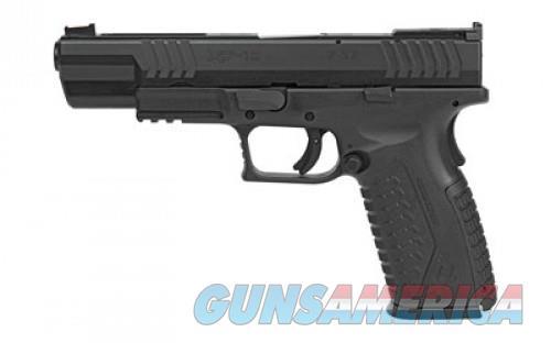 """SPRINGFIELD XDM 10MM 5.25"""" BLACK 15RD  Guns > Pistols > L Misc Pistols"""