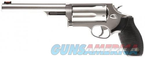 Taurus Judge Mag Stainless 410/45LC 6.5-inch 5rds  Guns > Pistols > L Misc Pistols