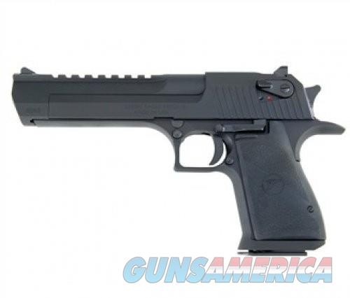 Magnum Research Desert Eagle MK19 50AE 6-inch Black  Guns > Pistols > L Misc Pistols