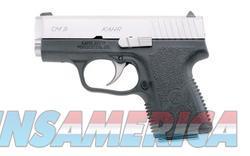 Kahr Arms CM9 Matte Stainless / Black  9mm 3-inch 6Rd  Guns > Pistols > Kahr Pistols