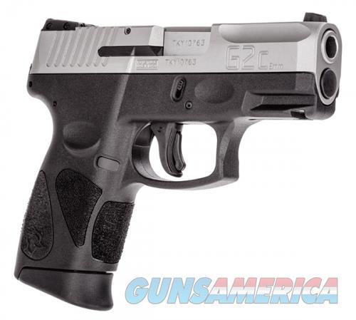 TAURUS G2C 9MM PISTOL 10RD STAINLESS STEEL  Guns > Pistols > L Misc Pistols