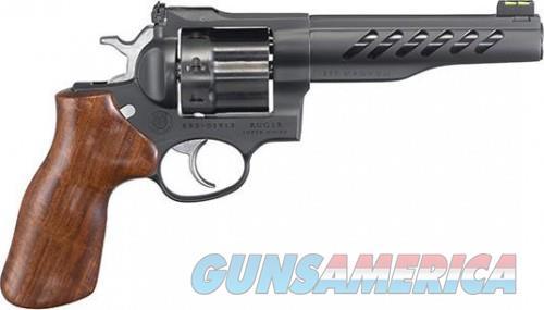 Ruger Super GP100 Competition Custom Shop .357 Mag 5.5in Barrel Revolver 5065  Guns > Pistols > L Misc Pistols