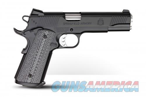 Springfield TRP (CA Compliant) Black Armory Kote .45 ACP 5-inch 7Rds  Guns > Pistols > L Misc Pistols