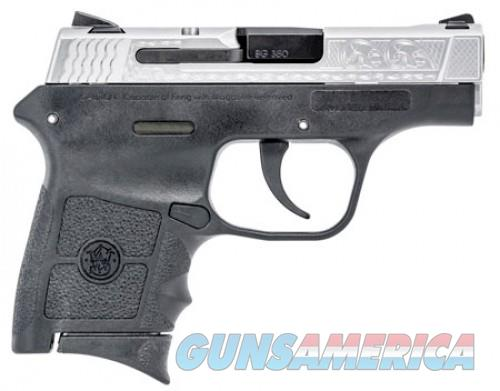 Smith Wesson Bodyguard .380 Semiautomatic Pistol - Stainless Steel (Micro)  Guns > Pistols > L Misc Pistols