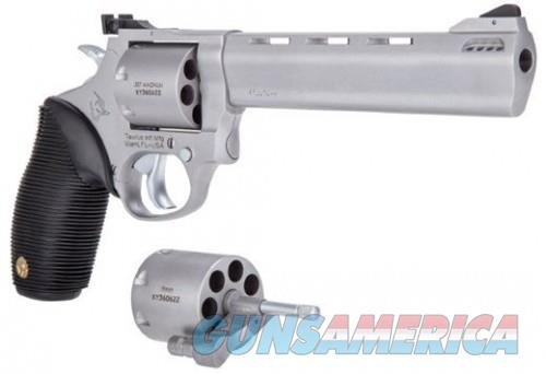 Taurus 692SS Matte Stainless .357 Mag / 9mm 6.5-inch 7Rds  Guns > Pistols > L Misc Pistols