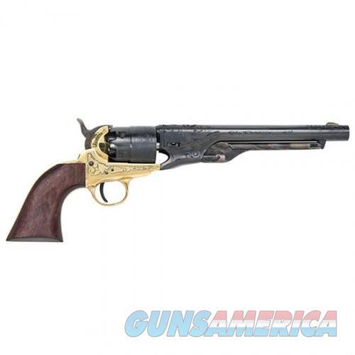 Traditions FR186012 1860 Army Black Powder Revolver  Guns > Pistols > L Misc Pistols