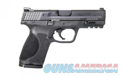Smith Wesson MP M2.0 Compact Pistols - Stainless Steel (Compact)  Guns > Pistols > L Misc Pistols