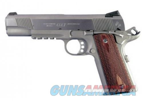 Colt Firearms XSE Government 9mm 5-inch 9rd Stainless  Guns > Pistols > L Misc Pistols