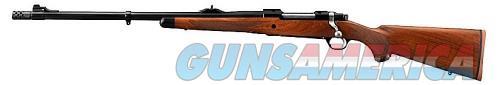 Ruger M77 HawkEYE 375RU BL/MZLBRK LH  Guns > Rifles > R Misc Rifles