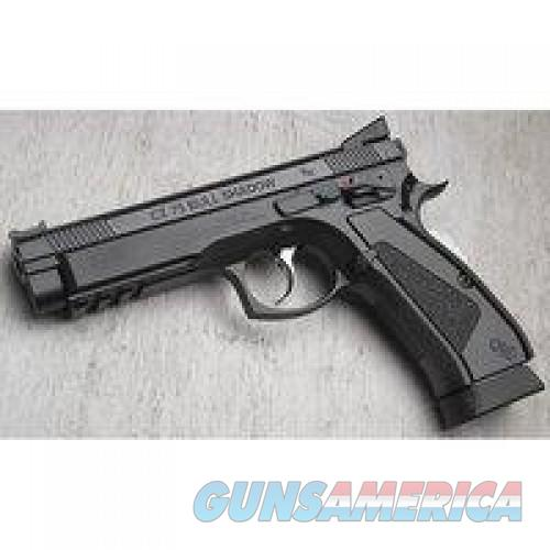 Cz Custom 75 Sp-01 Bull Shadow 9mm 91735  Guns > Pistols > L Misc Pistols