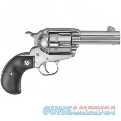 RUGER TALO VAQUERO Birds Head 45ACP 3.75 5152 BLACK LAMINATE GRIPS  Guns > Pistols > Ruger Single Action Revolvers > Cowboy Action