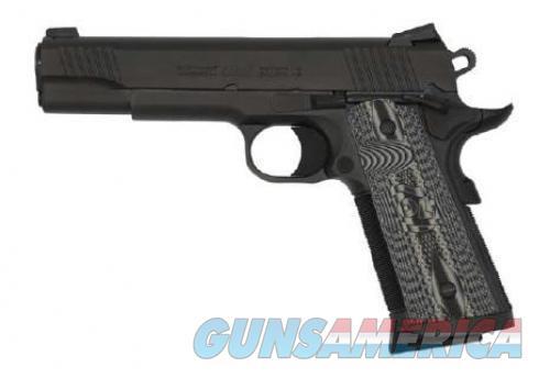 Colt CCU GOVERNMENT 45ACP 5 SS PVD BLK SLIDE  Guns > Pistols > L Misc Pistols