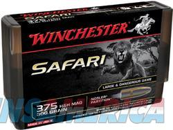 Winchester S416SLS Supreme 416 Remington Mag 400 Grain Nosler Solid 20rds  Non-Guns > Ammunition