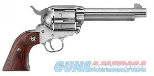 Ruger Vaquero Centerfire Revolvers - Stainless Steel  Guns > Pistols > L Misc Pistols