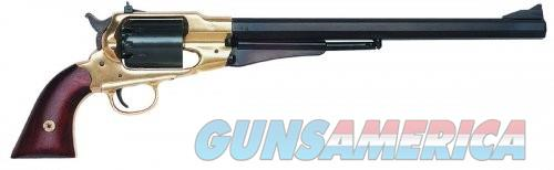 Traditions 1858 BISON 44 Brass 12 inch BBL  Guns > Pistols > L Misc Pistols