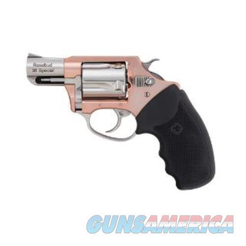 Charter Arms Undercover Lite Rosebud .38SPL 2-inch 5rd  Guns > Pistols > L Misc Pistols