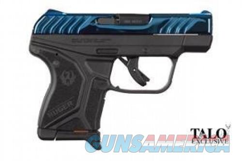 Ruger LCP II 380ACP Sapphire 6Rds 2.75-inches  Guns > Pistols > L Misc Pistols