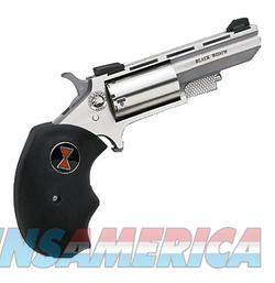 NAA Blk Wido Stainless .22 Mag 2-inch 5Rds  Guns > Pistols > North American Arms Pistols