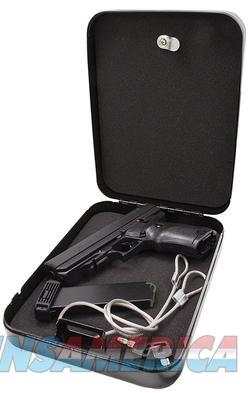 Hi-Point Semi Auto Handgun 40S&W 10RD POLY with Lockbox  Guns > Pistols > L Misc Pistols