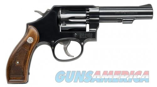 Smith and Wesson 10 Blued .38 SPL 4-inch 6Rd  Guns > Pistols > Smith & Wesson Revolvers > Pocket Pistols