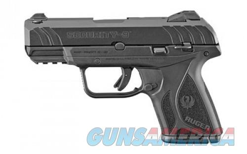 Ruger Security 9 Compact Blued 9mm 3.42-inch 10Rds  Guns > Pistols > L Misc Pistols