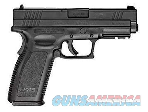 "SPRINGFIELD XD 45ACP 4"" FULL SIZE ESSENTIALS PKG CA Appr DAO 10+1rd Poly Grip/Frame Blk  Guns > Pistols > Springfield Armory Pistols > XD (eXtreme Duty)"