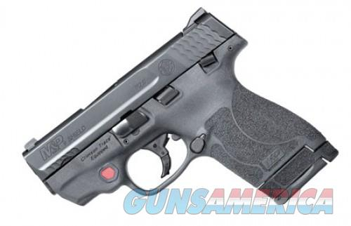 SW M&P9 SHIELD M2.0 9MM TS RED CRIMSON TRACE  Guns > Pistols > Smith & Wesson Pistols - Autos > Shield