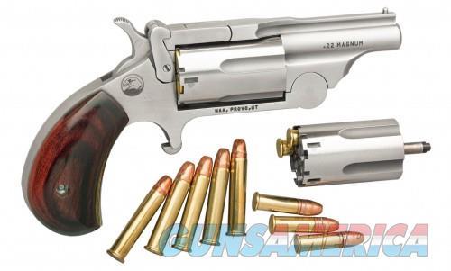 NAA Ranger II 22MC 22LR-22WMR  Guns > Pistols > L Misc Pistols