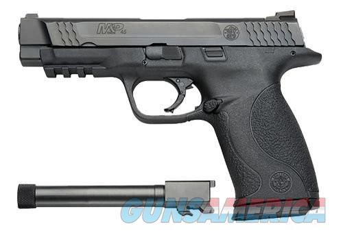 Smith and Wesson M&P45 Black .45 ACP 4.5-inch 10Rd Threaded Barrel Kit  Guns > Pistols > L Misc Pistols