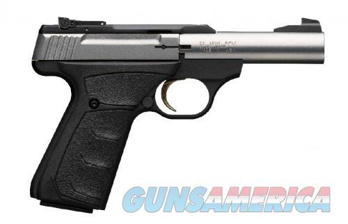 BROWNING BUCK MARK BULL 22LR STAINLESS  Guns > Pistols > L Misc Pistols